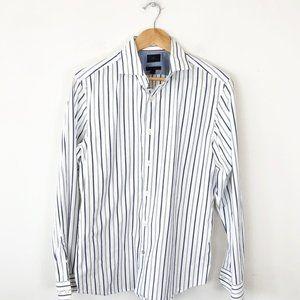 Banana Republic Slim Fit Button Down Shirt